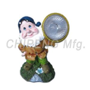Dwarf Solar Light