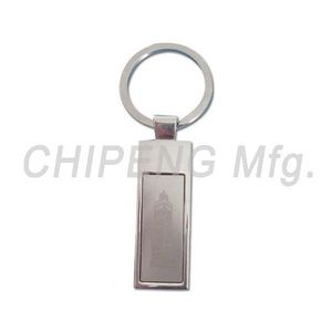 Zinc alloy keychains Matt Finishing 10072