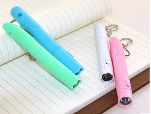 Whistle Keychain Ball Pen Flashlight1902008